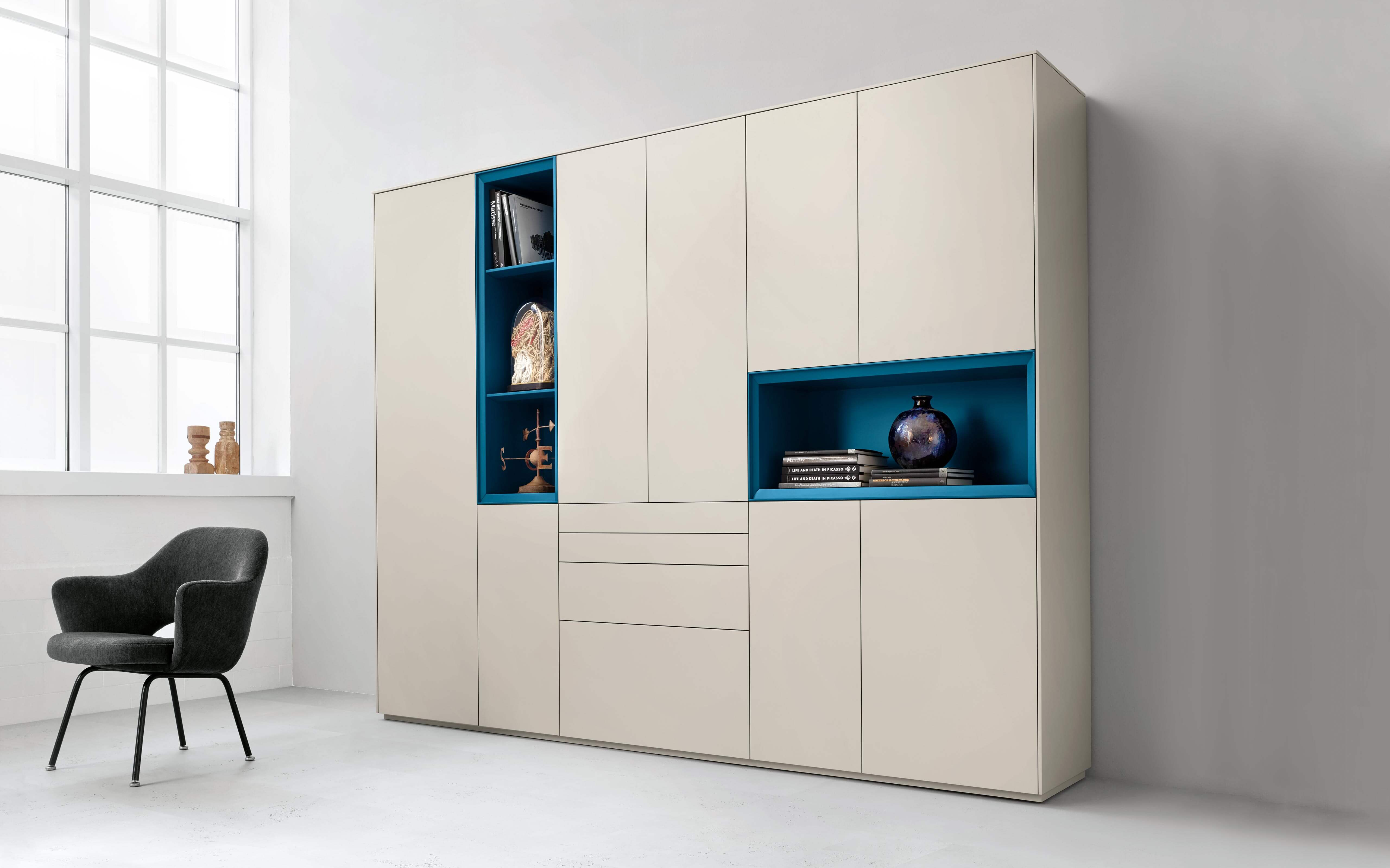 line cabinet. Black Bedroom Furniture Sets. Home Design Ideas