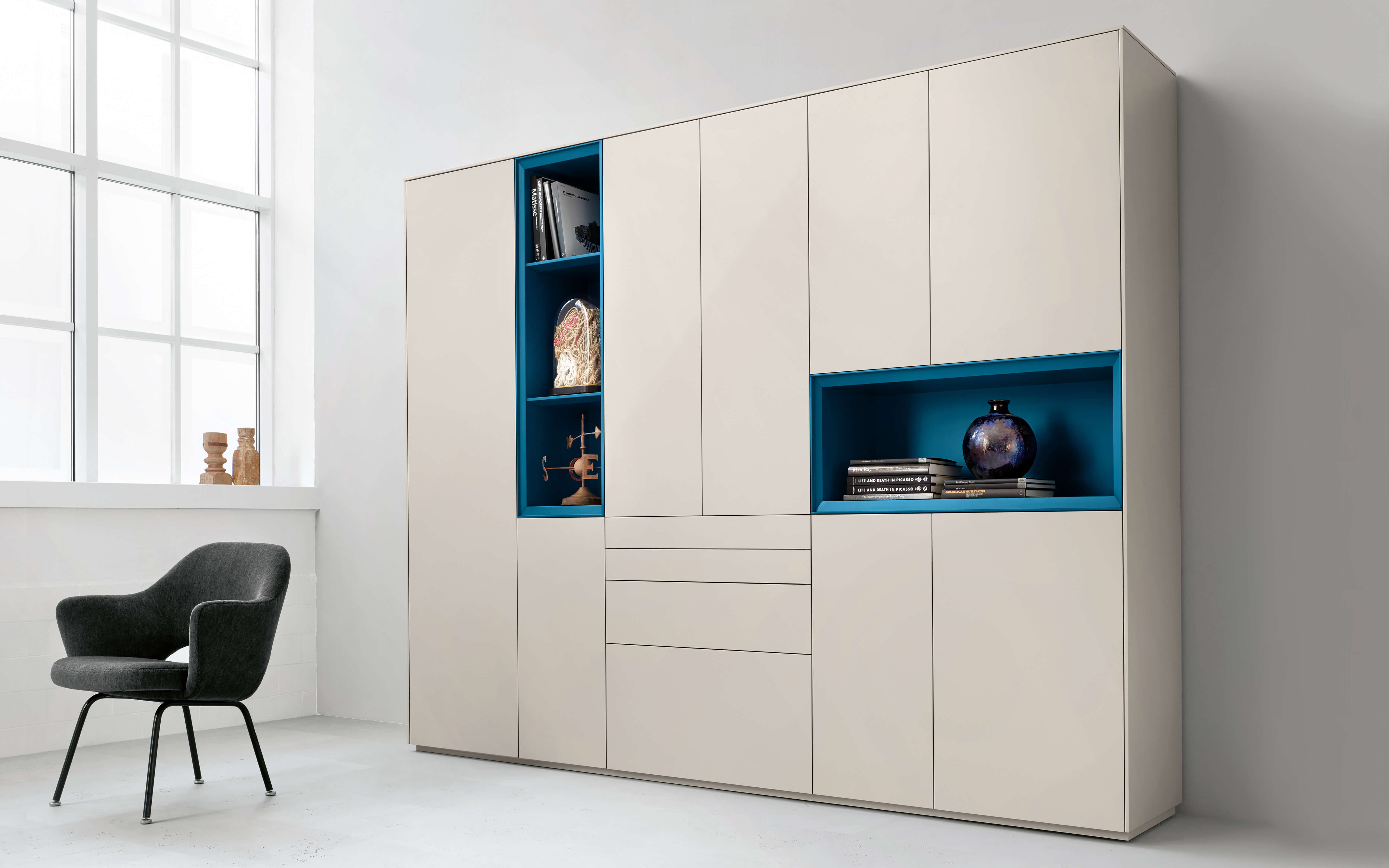 fantastisch kleiderschrank flach ideen die kinderzimmer design ideen. Black Bedroom Furniture Sets. Home Design Ideas